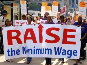 LIVING WAGE OR MINIMUM WAGE: ASSUAGING LABOUR'S DEMAND