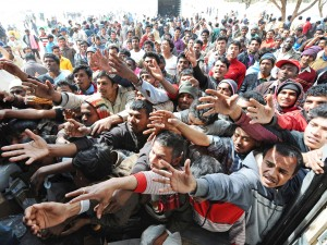"""Migrant Crisis – """"If you break it, you own it"""""""