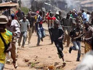 Killings in Nigeria